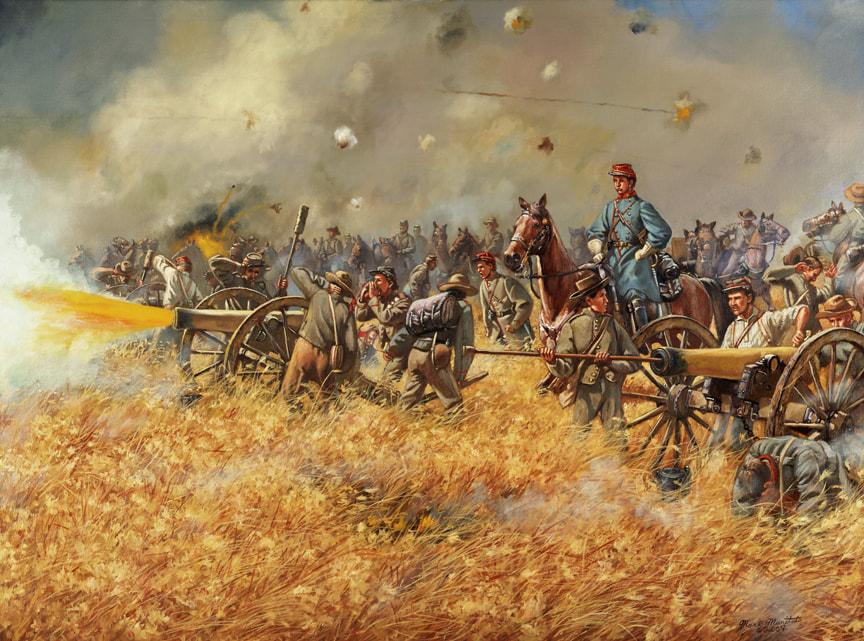 thesis on american civil war